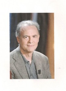Portrait de Modiano