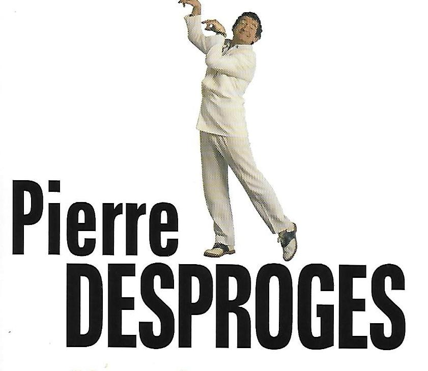 Couverture Pierre Desproges